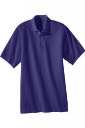 Men's SS Pique Polo Shirt