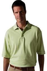 Men's SS Polo Shirt 100% Cotton