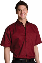 Men's SS CottonPlus Twill Shirt
