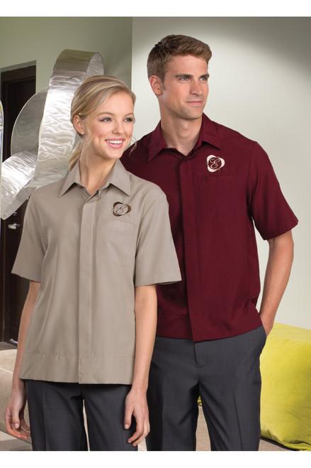 Unisex Batiste Camp Shirt 1031