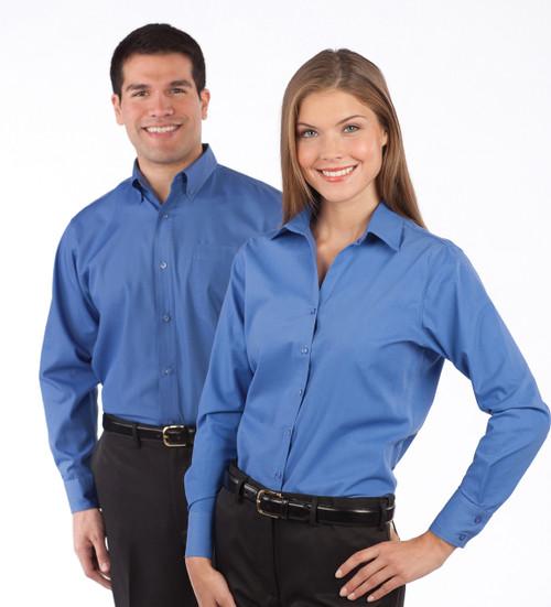 Women' Poplin Shirt
