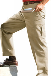 Men's Cargo Work Pants