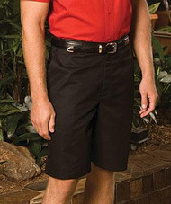 Men's Flat Front Chino Short (11'')