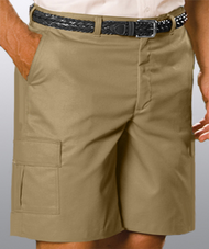 "Men's Flat Front  Utility Cargo Shorts (11"")"
