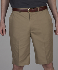 Men's Flat Front Utility Chino Shorts (11'')