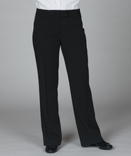 Women's Flat Front Boot-Cut Pant