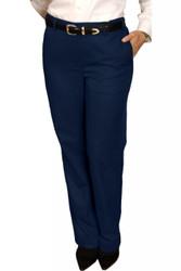 Women's Flat Front Chino Pant