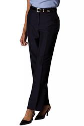 Women's Lightweight Flat Front Poly/Wool Pant