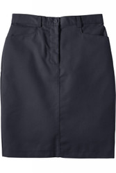 "Women's Chino Skirt (25"" Length)"