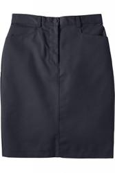 """Women's Chino Skirt (25"""" Length)"""