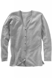Women's Corporate Long Cardigan