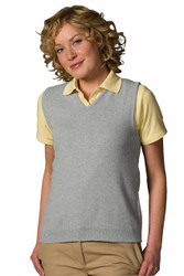 Women's Cashmere V-Neck Vest
