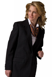 Women's Poly/Wool Suit Coat