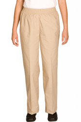 Women's Poly/Cotton Pull-On Pant