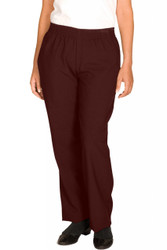 Women's Petite Poly Pull-On Pant