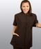 Brown tunic Top