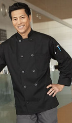 10-Button Chef Coat-Unisex
