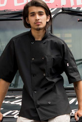 Delray Mesh Back Chef Coat