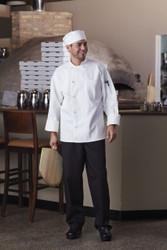 Unisex Classic Mesh Chef Coat