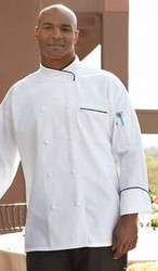 "Unisex ""Luxembourg"" Chef Coat"