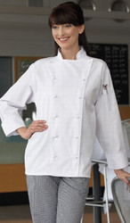 "Unisex ""Mirage"" Chef Coat"