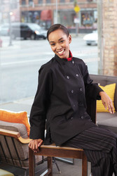 "Women's ""Napa"" Chef Coat"