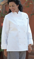 "Women's ""Nanova"" Chef Coat"