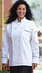 """Unisex """"Provence"""" Chef Coat"""