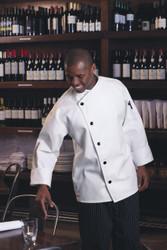 """Unisex """"Rio"""" Chef Coat"""