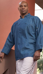 "Unisex ""Santa Fe"" Chef Coat"