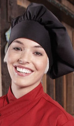 Unisex Poplin Chef Hat