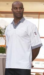 Unisex Pullover V-Neck Shirt