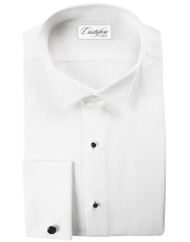 Cotton Formal Shirt Flat Front