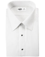 Microfiber Formal Shirt (Laydown, No Pleat)