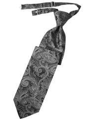 Tapestry Long Tie (Pre-Tied)