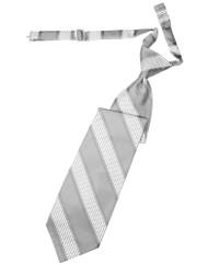 Striped Venetian Long Tie (Pre-Tied)