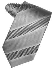 Striped Venetian Long tie (Self-Tie)