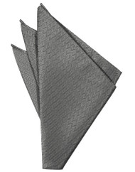Luxury Herringbone Pocket Square