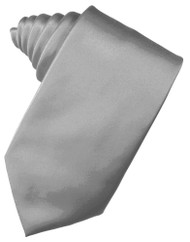 Noble Silk Long Tie (Self-Tie)