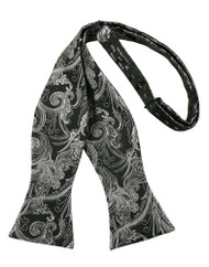 Tapestry Silk Bow Tie (Self-Tie)