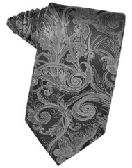 Tapestry Silk Long Tie (Self-Tie)