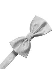 Faille Silk Bow Tie (Pre-Tied)