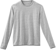 Men's LS Scrub Shirt