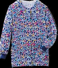 Raglan Sleeve Warm Up Jacket