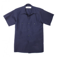 Male SS Industrial Shirt 100% Cotton