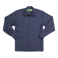 Male Wrinkle Resistant Industrial Shirt