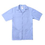 Professional Zipper Front Shirt
