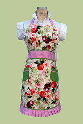 Women's Piccadilly Bib Apron