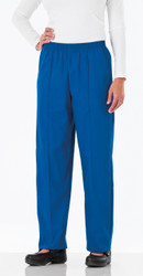Pull-On Front Seam Scrub Pants