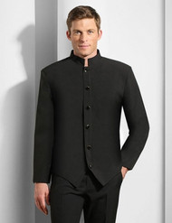 Men's Server Jacket in Black